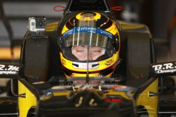 World © Octane Photographic Ltd. Eurocup Formula Renault 2.0 Championship testing. Jerez de la Frontera, Thursday 27th March 2014. Arta Engineering – Darius Oskoui. Digital Ref :  0900cb1d7543
