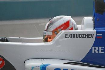 World © Octane Photographic Ltd. Eurocup Formula Renault 2.0 Championship testing. Jerez de la Frontera, Thursday 27th March 2014. Tech 1 Racing – Egor Orudzhev. Digital Ref :  0900cb1d7545