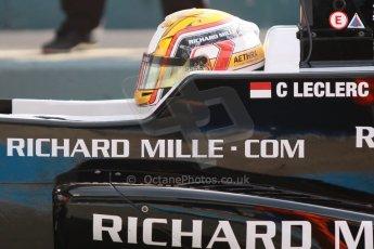 World © Octane Photographic Ltd. Eurocup Formula Renault 2.0 Championship testing. Jerez de la Frontera, Thursday 27th March 2014. Fortec Motorsports – Charles Leclerc. Digital Ref :  0900cb1d7565
