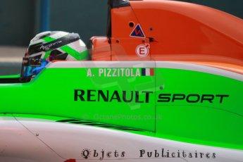 World © Octane Photographic Ltd. Eurocup Formula Renault 2.0 Championship testing. Jerez de la Frontera, Thursday 27th March 2014. Manor MP Motorsports – Andrea Pizzitola. Digital Ref :  0900cb1d7576