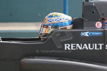 World © Octane Photographic Ltd. Eurocup Formula Renault 2.0 Championship testing. Jerez de la Frontera, Thursday 27th March 2014. KTR – Gregor Ramsay. Digital Ref :  0900cb1d7612