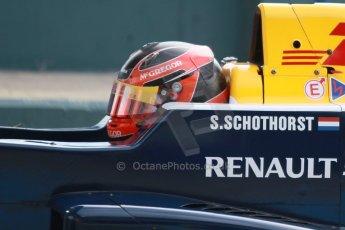 World © Octane Photographic Ltd. Eurocup Formula Renault 2.0 Championship testing. Jerez de la Frontera, Thursday 27th March 2014. Manor MP Motorsports – Steijn Schothorst. Digital Ref :  0900cb1d7632