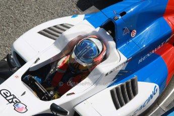 World © Octane Photographic Ltd. Eurocup Formula Renault 2.0 Championship testing. Jerez de la Frontera, Thursday 27th March 2014. JD Motorsport – Metevos Isaakyan. Digital Ref :  0900cb1d7758
