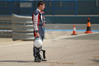 World © Octane Photographic Ltd. Eurocup Formula Renault 2.0 Championship testing. Jerez de la Frontera, Thursday 27th March 2014. Koiranen GP – Nicholas Surguladze. Digital Ref :  0900cb1d7781