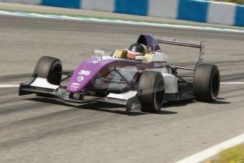 World © Octane Photographic Ltd. Eurocup Formula Renault 2.0 Championship testing. Jerez de la Frontera, Thursday 27th March 2014. China BRT by JCS. – Nick Cassidy. Digital Ref :  0900cb1d7913
