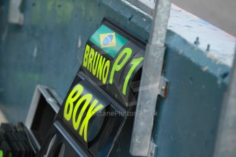 World © Octane Photographic Ltd. Eurocup Formula Renault 2.0 Championship testing. Jerez de la Frontera, Thursday 27th March 2014. Prema Powerteam – Bruna Bonifacio. Digital Ref :  0900cb1d7987