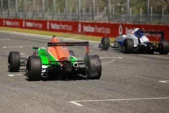 World © Octane Photographic Ltd. Eurocup Formula Renault 2.0 Championship testing. Jerez de la Frontera, Thursday 27th March 2014. Manor MP Motorsports – Andrea Pizzitola. Digital Ref :  0900cb1d8046