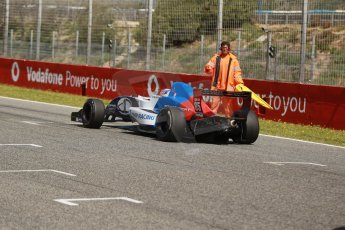 World © Octane Photographic Ltd. Eurocup Formula Renault 2.0 Championship testing. Jerez de la Frontera, Thursday 27th March 2014. JD Motorsport – Metevos Isaakyan. Digital Ref :  0900cb1d8052