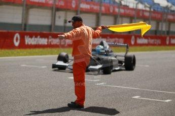 World © Octane Photographic Ltd. Eurocup Formula Renault 2.0 Championship testing. Jerez de la Frontera, Thursday 27th March 2014. Josef Kaufmann Racing – Ryan Tveter. Digital Ref :  0900cb1d8068