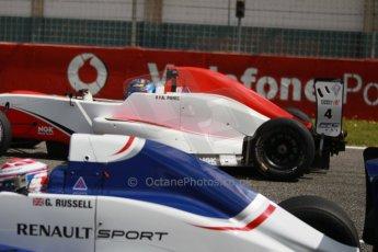 World © Octane Photographic Ltd. Eurocup Formula Renault 2.0 Championship testing. Jerez de la Frontera, Thursday 27th March 2014. ART Junior Team - Aureilen Panis. Digital Ref :  0900cb1d8125