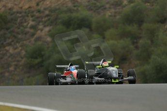 World © Octane Photographic Ltd. Eurocup Formula Renault 2.0 Championship testing. Jerez de la Frontera, Thursday 27th March 2014. KTR – Jules Gounon. Digital Ref :  0900lb1d0012