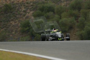 World © Octane Photographic Ltd. Eurocup Formula Renault 2.0 Championship testing. Jerez de la Frontera, Thursday 27th March 2014. KTR – Jules Gounon. Digital Ref :  0900lb1d0200