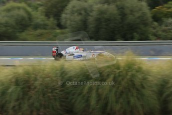 World © Octane Photographic Ltd. Eurocup Formula Renault 2.0 Championship testing. Jerez de la Frontera, Thursday 27th March 2014. Tech 1 Racing – Anthoine Hubert. Digital Ref :  0900lb1d0409