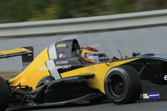 World © Octane Photographic Ltd. Eurocup Formula Renault 2.0 Championship testing. Jerez de la Frontera, Thursday 27th March 2014. Arta Engineering – Darius Oskoui. Digital Ref :  0900lb1d1244