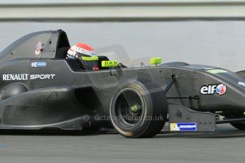 World © Octane Photographic Ltd. Eurocup Formula Renault 2.0 Championship testing. Jerez de la Frontera, Thursday 27th March 2014. KTR – Jules Gounon. Digital Ref :  0900lb1d1299