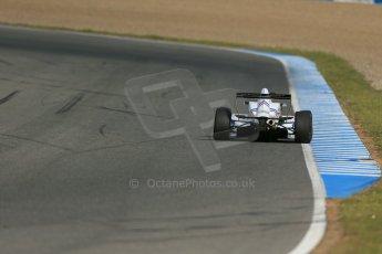 World © Octane Photographic Ltd. Eurocup Formula Renault 2.0 Championship testing. Jerez de la Frontera, Thursday 27th March 2014. Tech 1 Racing – Anthoine Hubert. Digital Ref :  0900lb1d1341
