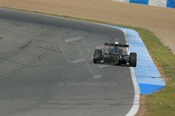 World © Octane Photographic Ltd. Eurocup Formula Renault 2.0 Championship testing. Jerez de la Frontera, Thursday 27th March 2014. Digital Ref :  0900lb1d1364