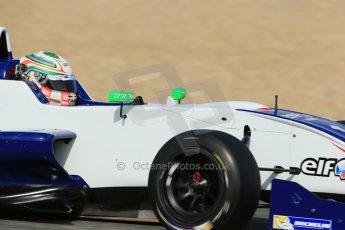 World © Octane Photographic Ltd. Eurocup Formula Renault 2.0 Championship testing. Jerez de la Frontera, Thursday 27th March 2014. Koiranen GP – Ignazia D'Agosto. Digital Ref :  0900lb1d1619