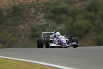 World © Octane Photographic Ltd. Eurocup Formula Renault 2.0 Championship testing. Jerez de la Frontera, Thursday 27th March 2014. China BRT by JCS – Matheo Tuscher. Digital Ref :  0900lb1d9809