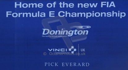 World © Octane Photographic Ltd. FIA Formula E testing Donington Park 10th July 2014. Home of the FIA Formula E championship. Digital Ref : 1032CB1D3257