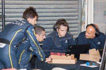 World © MountersPhotography/OctanePhotos.co.uk. FIA Formula E testing Donington Park 9th July 2014. Spark-Renault SRT_01E. e.dams-Renault – Nicolas Prost and Sebastien Buemi. Digital Ref : 1031JM1D0020