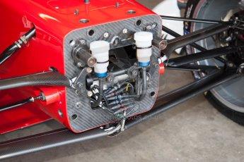World © MountersPhotography/OctanePhotos.co.uk. FIA Formula E testing Donington Park 9th July 2014. Spark-Renault SRT_01E. Audi Sport ABT - Lucas di Grassi. Digital Ref : 1031JM1D9956
