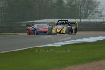 World © Octane Photographic Ltd. Donington Park General testing, Thursday 24th April 2014. Craig Butterworth - Radical SR3 RS. Digital Ref : 0913lb1d8570