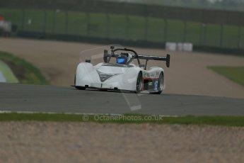 World © Octane Photographic Ltd. Donington Park General testing, Thursday 24th April 2014. Oskar Kruger - ER Motorsport - Radical PR6. Digital Ref : 0913lb1d8877