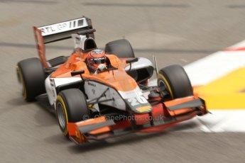 World © Octane Photographic Ltd. Thursday 22nd May 2014. GP2 Practice – Monaco, Monte Carlo. Daniel de Jong - MP Motorsport. Digital Ref : 0959CB7D2258