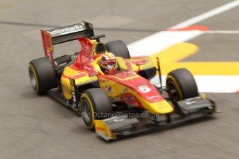 World © Octane Photographic Ltd. Thursday 22nd May 2014. GP2 Practice – Monaco, Monte Carlo. Raffaele Marciello - Racing Engineering. Digital Ref : 0959CB7D2261