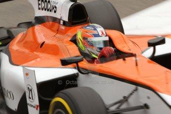 World © Octane Photographic Ltd. Thursday 22nd May 2014. GP2 Practice – Monaco, Monte Carlo. Tio Ellinas - MP Motorsport. Digital Ref : 0959CB7D2320
