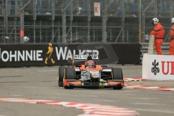 World © Octane Photographic Ltd. Thursday 22nd May 2014. GP2 Practice – Monaco, Monte Carlo. Daniel de Jong - MP Motorsport. Digital Ref : 0959LB1D4121