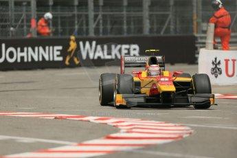 World © Octane Photographic Ltd. Thursday 22nd May 2014. GP2 Practice – Monaco, Monte Carlo. Stefano Coletti - Racing Engineering. Digital Ref : 0959LB1D4172