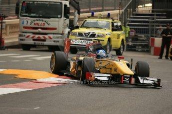World © Octane Photographic Ltd. Thursday 22nd May 2014. GP2 Practice – Monaco, Monte Carlo. Jolyon Palmer - DAMS. Digital Ref : 0959LB1D4362