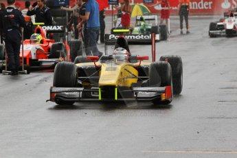 World © Octane Photographic Ltd. Sunday 20th July 2014. GP2 Race 2 – German GP - Hockenheim. Stephane Richelmi – DAMS. Digital Ref : 1050CB7D5947