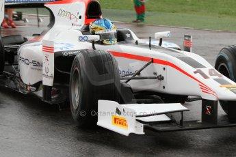 World © Octane Photographic Ltd. Sunday 20th July 2014. GP2 Race 2 – German GP - Hockenheim. Adrian Quaife-Hobbs - Rapax. Digital Ref : 1050CB7D5950
