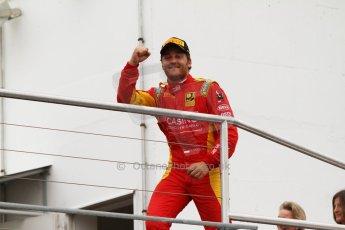 World © Octane Photographic Ltd. Sunday 20th July 2014. GP2 Race 2 – German GP - Hockenheim. Stefano Coletti - Racing Engineering (1st). Digital Ref :1050CB7D5990