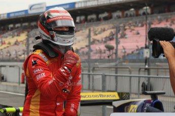 World © Octane Photographic Ltd. Sunday 20th July 2014. GP2 Race 2 – German GP - Hockenheim. Stefano Coletti - Racing Engineering. Digital Ref : 1050CB7D6606