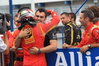 World © Octane Photographic Ltd. Sunday 20th July 2014. GP2 Race 2 – German GP - Hockenheim. Stefano Coletti - Racing Engineering. Digital Ref : 1050CB7D6620
