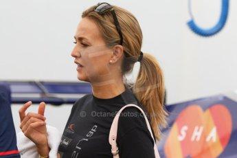 World © Octane Photographic Ltd. Saturday 19th July 2014. GP3 Qualifying Session. German GP, Hockenheim. Carmen Jorda - Koiranen GP. Digital Ref : 1041CB7D5190