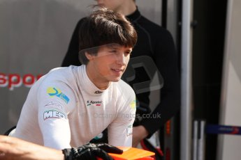 World © Octane Photographic Ltd. Saturday 19th July 2014. GP3 Qualifying Session. German GP, Hockenheim. Riccardo Agostini - Hilmer Motorsport. Digital Ref : 1041CB7D5262