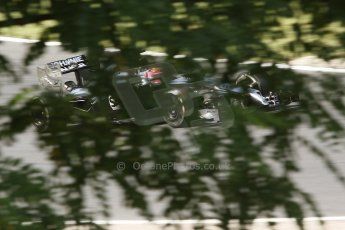World © Octane Photographic Ltd. Friday 25th July 2014. Hungarian GP, Hungaroring - Budapest. - Formula 1 Practice 2. McLaren Mercedes MP4/29 - Jenson Button. Digital Ref: 1057CB7D6854