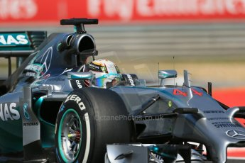 World © Octane Photographic Ltd. Friday 25th July 2014. Hungarian GP, Hungaroring - Budapest. - Formula 1 Practice 2. Mercedes AMG Petronas F1 W05 Hybrid – Lewis Hamilton. Digital Ref: 1057LB1D0378