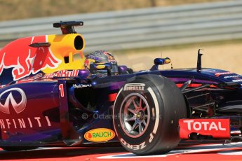 World © Octane Photographic Ltd. 2014. Friday 25th July 2014. Hungarian GP, Hungaroring - Budapest. Practice 2. Infiniti Red Bull Racing RB10 - Sebastian Vettel. Digital Ref: 1057LB1D0538