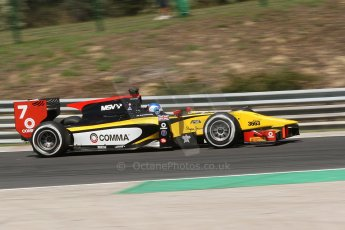 World © Octane Photographic Ltd. Friday 25th July 2014. GP2 Practice – Hungarian GP, Hungaroring - Budapest. Jolyon Palmer – DAMS. Digital Ref :