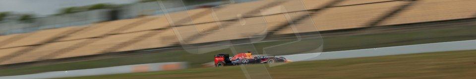World © Octane Photographic Ltd. Tuesday 13th May 2014. Circuit de Catalunya - Spain - Formula 1 In-Season testing. Infiniti Red Bull Racing RB10 – Sebastien Buemi – Reserve Driver. Digital Ref: