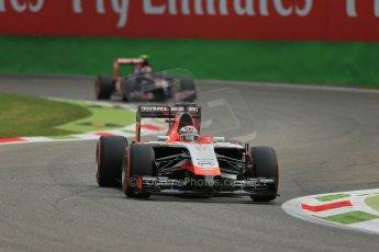 World © Octane Photographic Ltd. Friday 5th September 2014. Italian GP, Monza, Italy - F1 Practice 1. Digital Ref : 1094LB1D3076