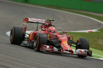 World © Octane Photographic Ltd. Friday 5th September 2014. Italian GP, Monza, Italy - F1 Practice 1. Digital Ref : 1094LB1D3322