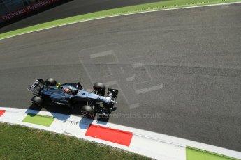 World © Octane Photographic Ltd. Saturday 6th September 2014, Italian GP, Monza - Italy. - Formula 1 Practice 3. McLaren Mercedes MP4/29 – Kevin Magnussen. Digital Ref: 1100LB1D5408