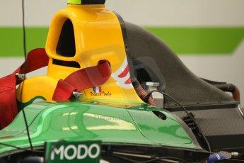World © Octane Photographic Ltd. Friday Friday 5th September 2014. GP2 Practice – Italian GP - Monza, Italy. Pierre Gasly - EQ8 Caterham Racing. Digital Ref : 1095CB7D8688